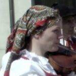 Jiřina Pražanová - vedoucí muziky