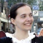Kateřina Josífová - vtanečná asistentka